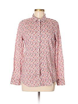 LC Lauren Conrad Long Sleeve Button-Down Shirt Size M