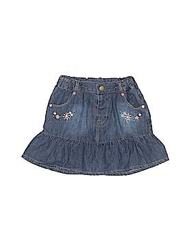 Tissaia Denim Skirt Size 24 mo