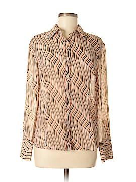 Classiques Long Sleeve Blouse Size 8