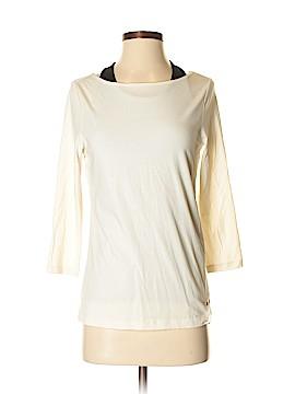 Lauren Active by Ralph Lauren 3/4 Sleeve Top Size S
