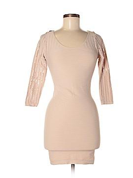 Bebe Casual Dress Size Med - Lg