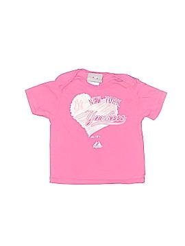 Majestic Short Sleeve T-Shirt Size 6-9 mo