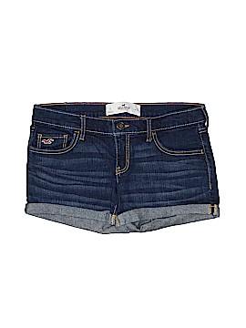 Hollister Denim Shorts Size 26 (Plus)