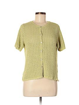 Northern Isles Silk Cardigan Size M