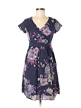 Garnet Hill Casual Dress Size 6 (Petite)