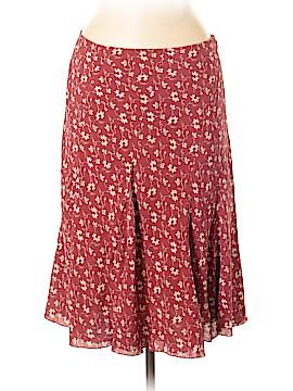 Sundance Silk Skirt Size 8
