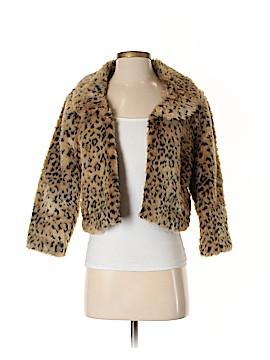 Sashimi Faux Fur Jacket Size S