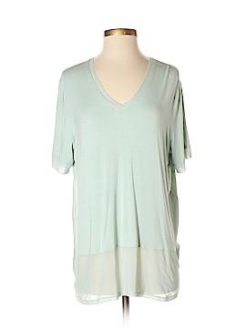 G by Giuliana Rancic Short Sleeve Top Size L