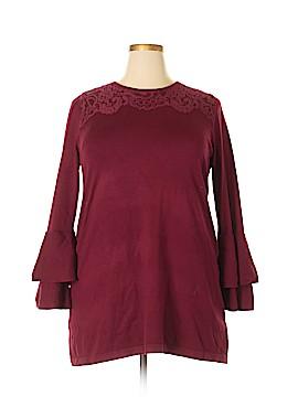 White House Black Market Casual Dress Size 1X (Plus)