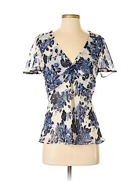 Nine & Co. Short Sleeve Blouse Size 8