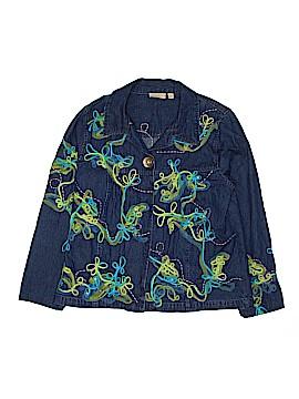 Choices Denim Jacket Size M