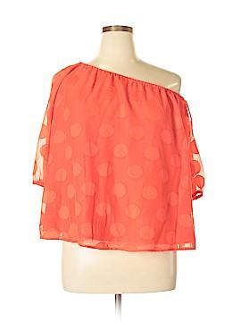 Per Una Short Sleeve Blouse Size 8 (UK)