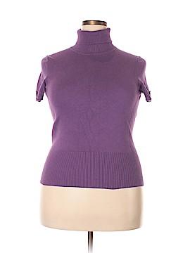 Liz & Co Turtleneck Sweater Size L