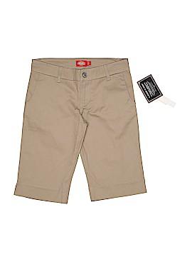 Dickies Khaki Shorts Size 1