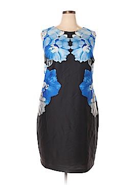 Calvin Klein Cocktail Dress Size 24W (Plus)