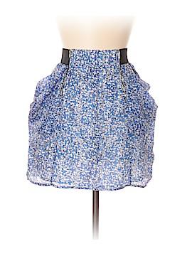 Aryn K. Silk Skirt Size M