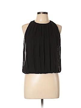 Alice + olivia Sleeveless Silk Top Size L