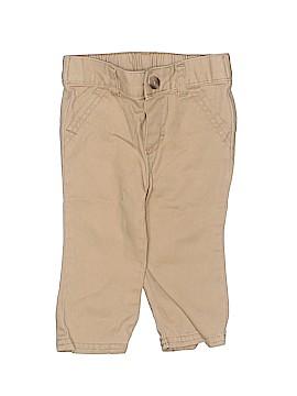 Cat & Jack Khakis Size 3-6 mo