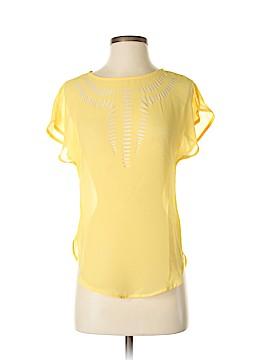 Fashion Classics Short Sleeve Blouse Size S