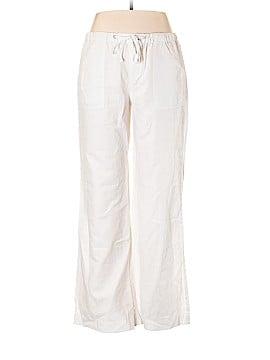 New York & Company Linen Pants Size M