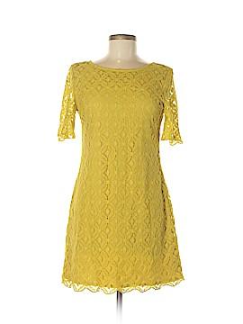 Criss Cross Casual Dress Size M