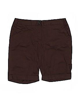 Apostrophe Khaki Shorts Size 14