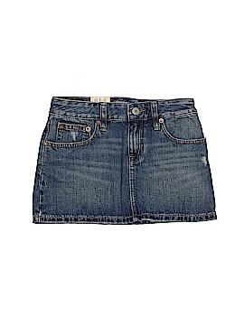 Ralph Lauren Denim Skirt Size 7