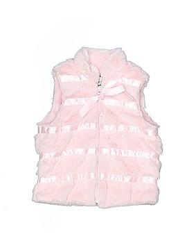 American Widgeon Faux Fur Vest Size 2