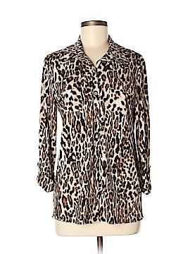 Karl Lagerfeld Long Sleeve Top Size M