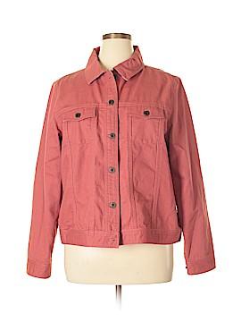 L.L.Bean Denim Jacket Size XL