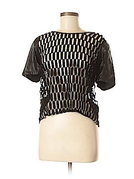 Quinn Short Sleeve Blouse Size M