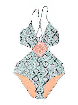 Xhilaration One Piece Swimsuit Size XL
