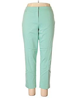 Kaari Blue Casual Pants Size 16