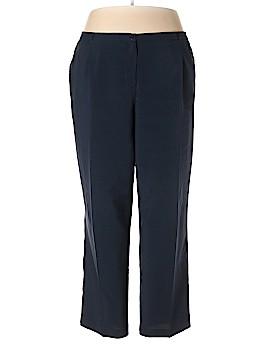 Liz Baker Casual Pants Size 24 (Plus)