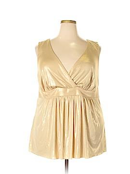 DressBarn Sleeveless Top Size 2X (Plus)