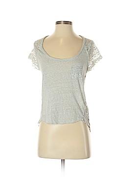 Hollister Short Sleeve Blouse Size S