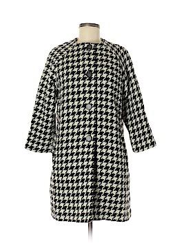 Liz Claiborne Wool Coat Size L (Petite)