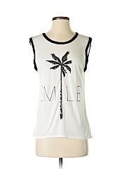 Lauren Moshi Sleeveless T-shirt