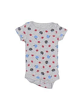 Little Wonders Short Sleeve Onesie Newborn