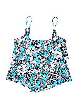 24th & Ocean Swimsuit Top Size XL