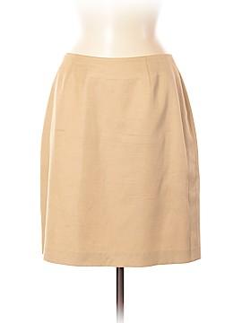 Caslon Silk Skirt Size 8