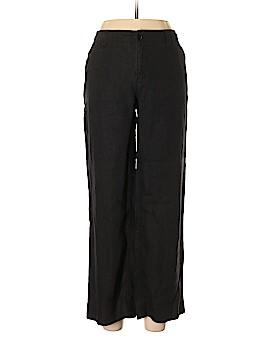 Eddie Bauer Linen Pants Size 12