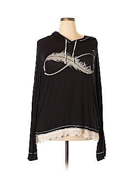Splendid Long Sleeve T-Shirt Size 3X (Plus)