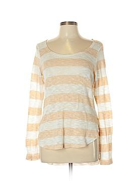 Pink Blush Long Sleeve T-Shirt Size L