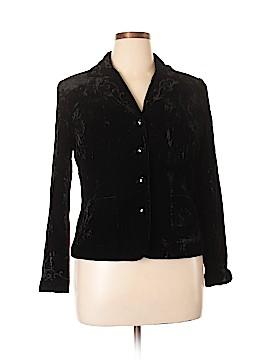 JM Collection Blazer Size 14 (Petite)