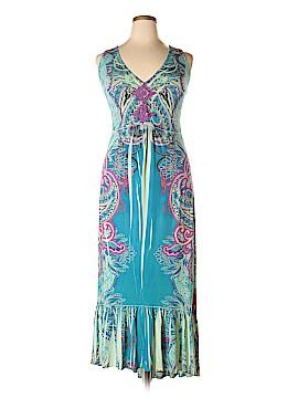 One World Casual Dress Size 1X (Plus)