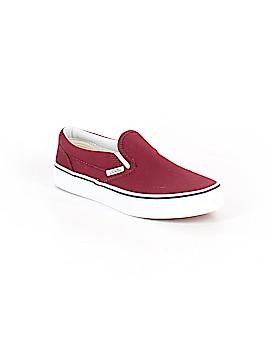 Vans Flats Size 3 1/2