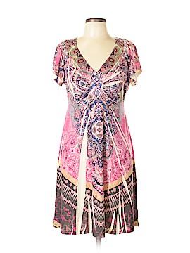 Energe World Wear Casual Dress Size L