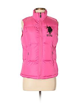 U.S. Polo Assn. Vest Size M