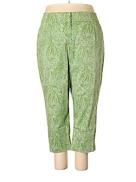 Talbots Casual Pants Size 22 (Plus)